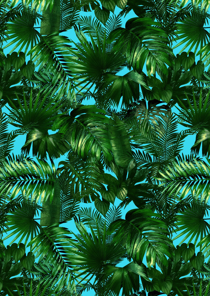 Tropical Patterns (commercial)